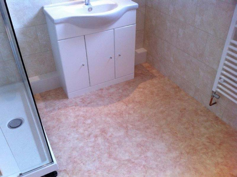 Flotex Bathroom Flooring