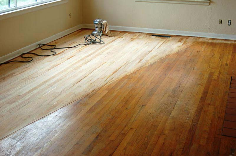 Floor Sanding Edinburgh Cost