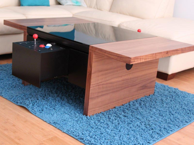 arcade coffee table australia