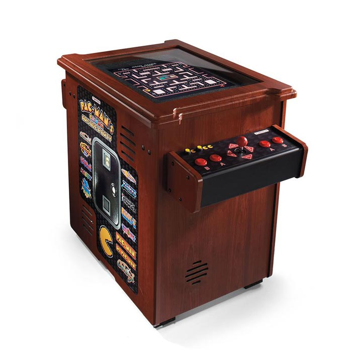 arcade coffee table machine
