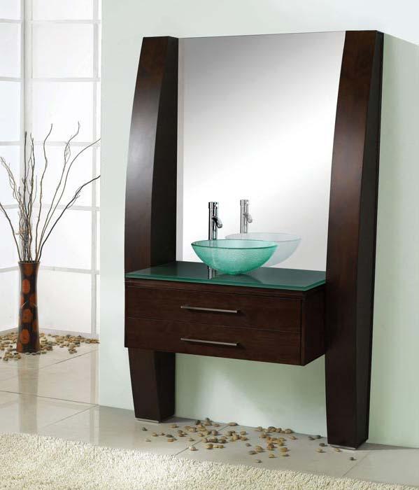 custom bathroom vanities home depot