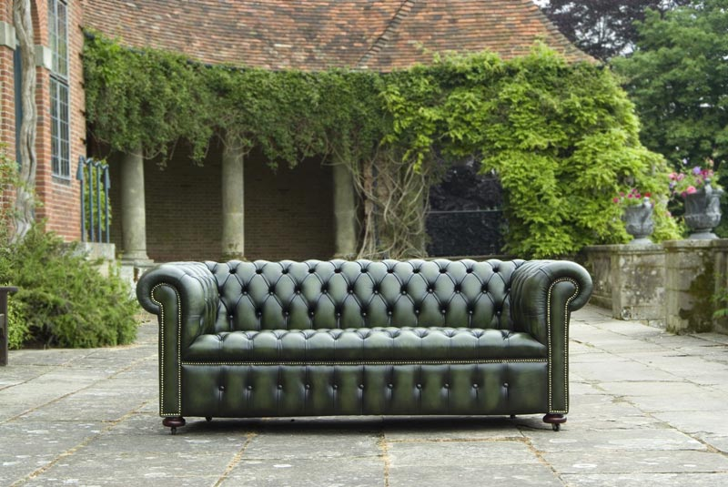 3 Seater Chesterfield Sofa Dimensions