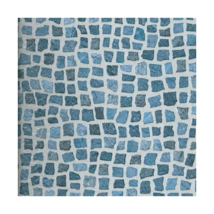 Blue Self Adhesive Vinyl Floor Tiles
