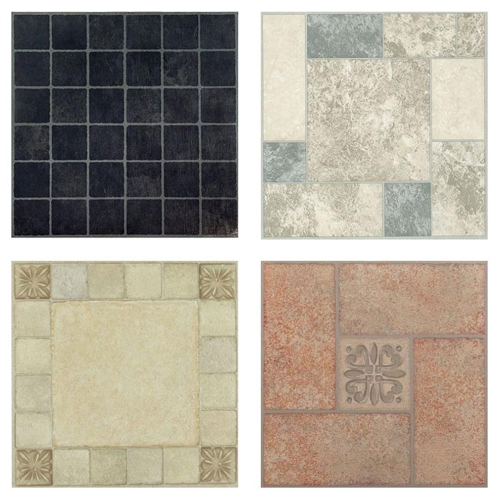 Buy Self Adhesive Vinyl Floor Tiles