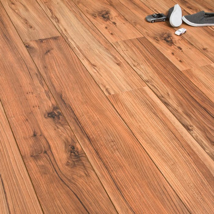 Cheap V Groove Laminate Flooring