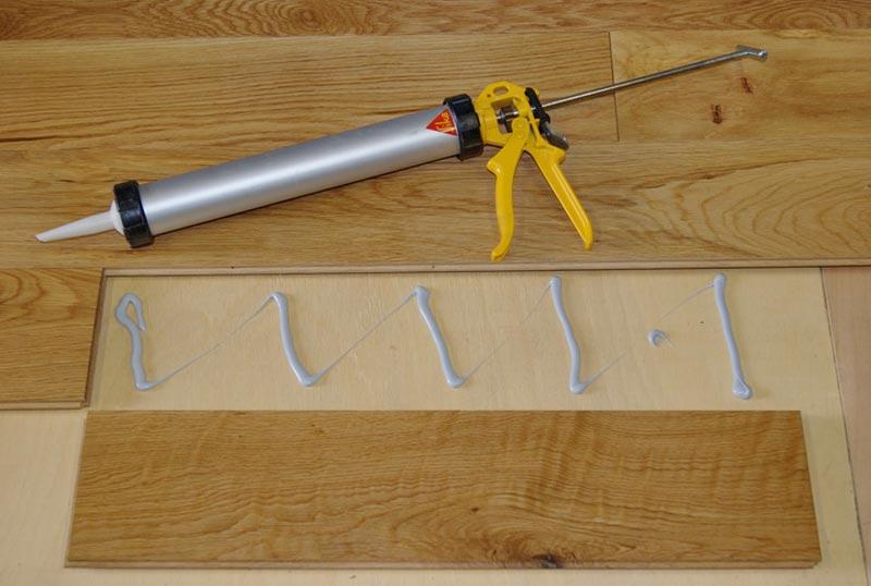Oak Flooring Adhesive