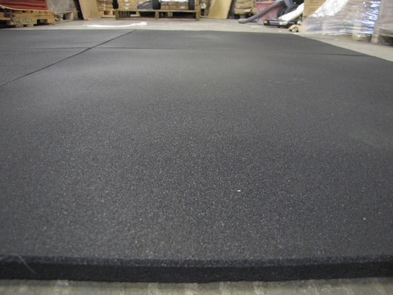 Rubber Flooring For A Gym