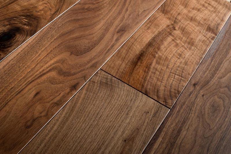 Solid American Walnut Flooring