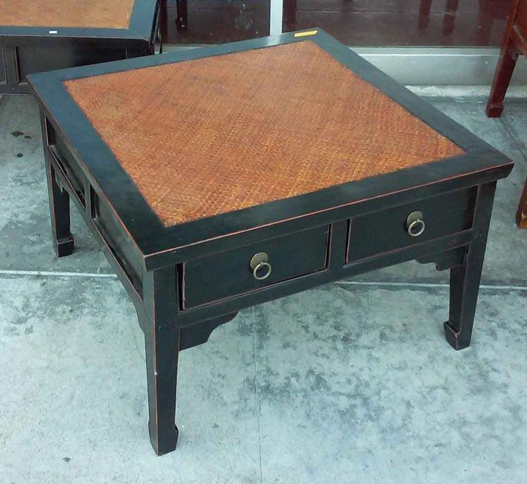 asian coffee table humidor
