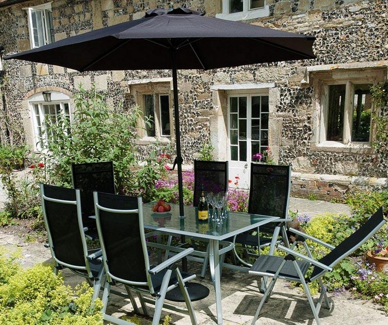 garden furniture at b q