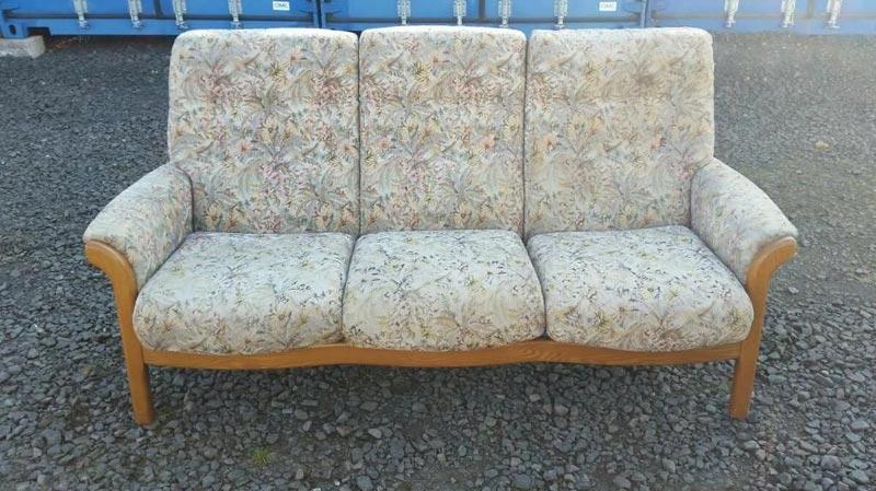 Halcombe 3 Seater Sofa Bed