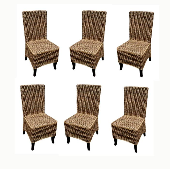 seagrass dining chairs cheap