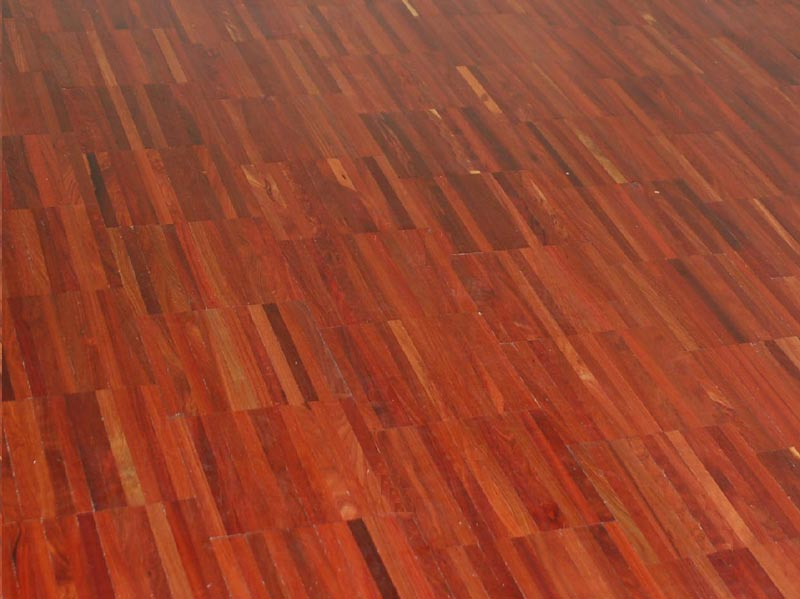 Mahogany  flooring adds character, warmth and value to any room in your house.