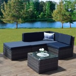 : cadiz rattan 3 seater sofa set