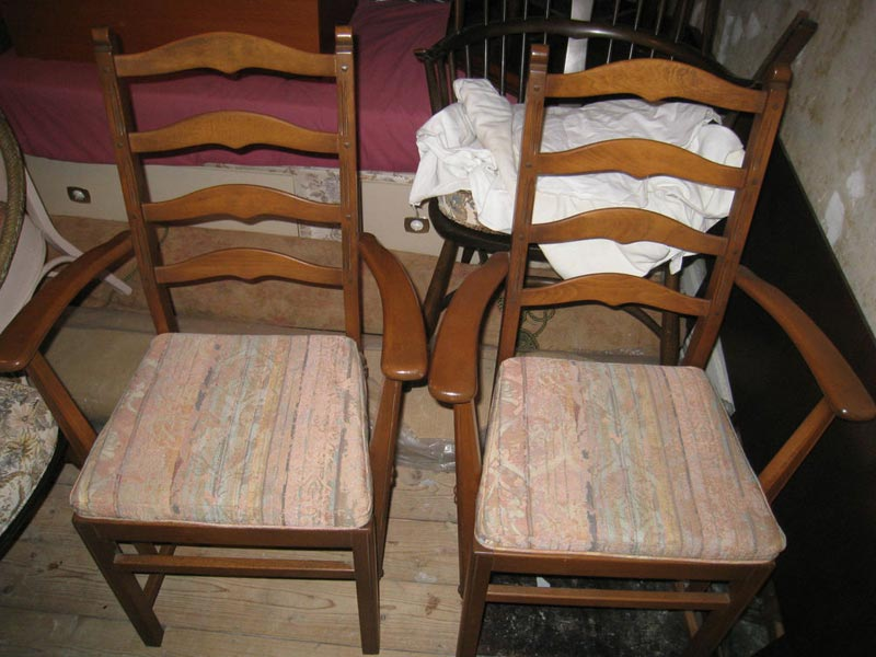carver dining chairs uk ebay