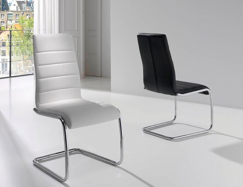 carver dining chairs uk white leather