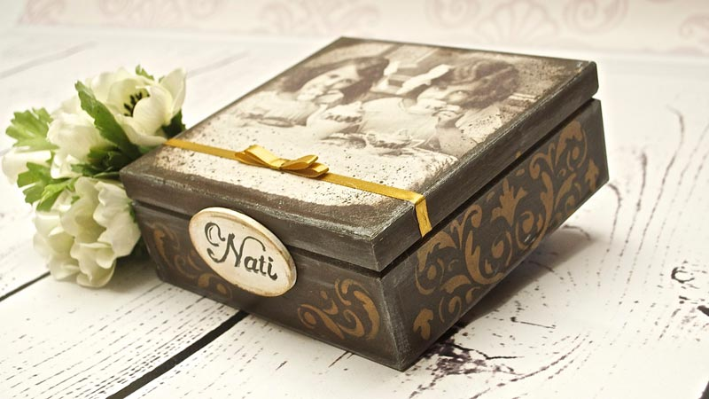 decoupage boxes uk