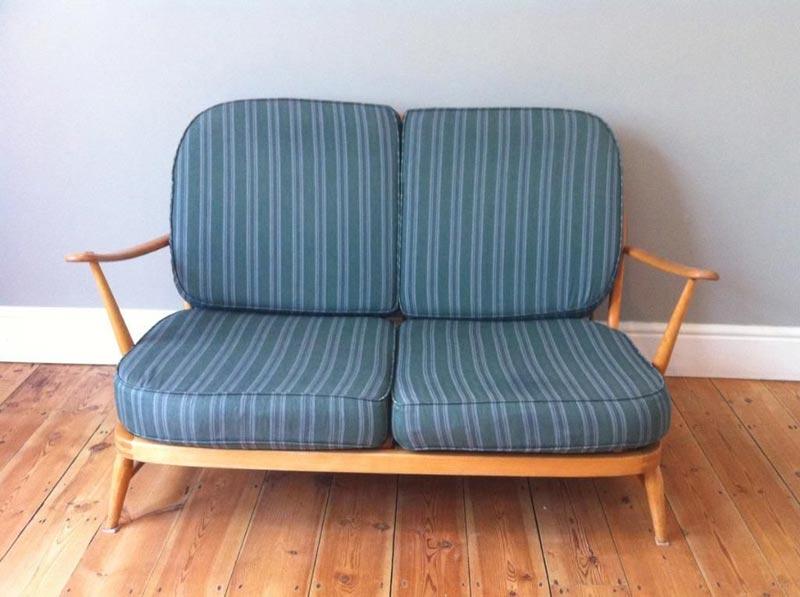 Ercol Two Seater Sofa Ebay