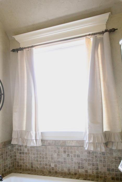jcpenney bathroom curtains for windows