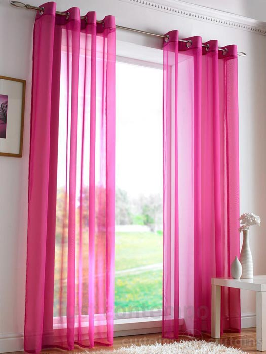 john lewis made to measure voile curtains