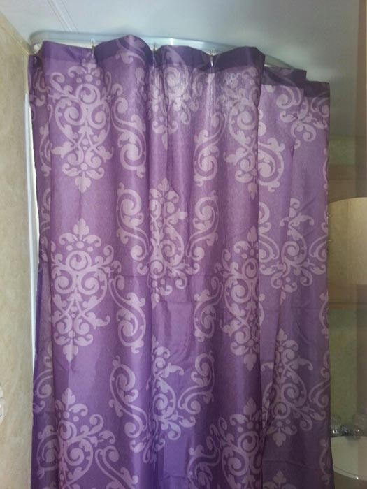 kmart jaclyn smith shower curtains