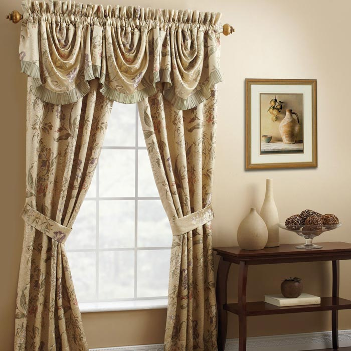 kohls curtains and valances houzz
