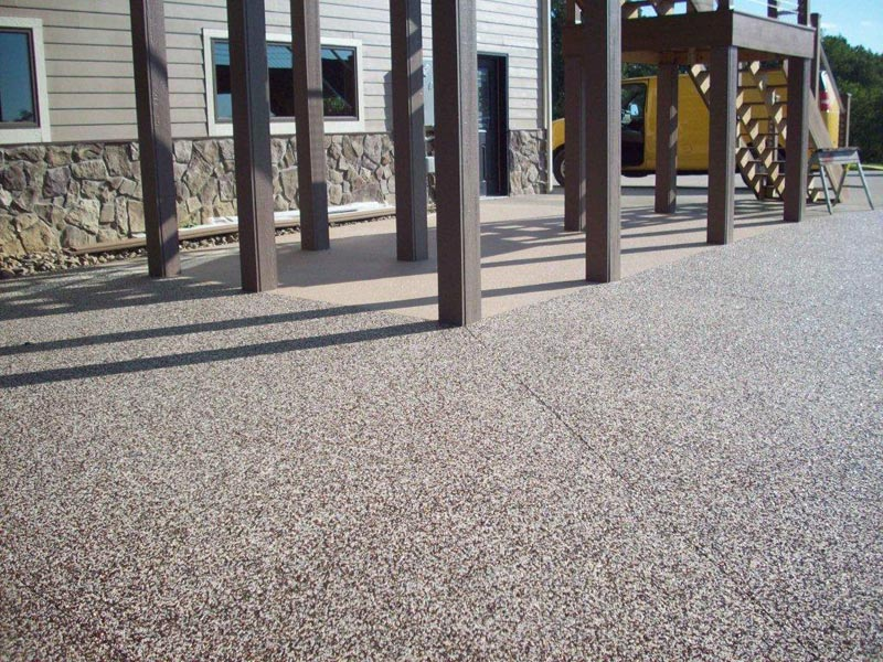 outdoor rubber flooring home depot