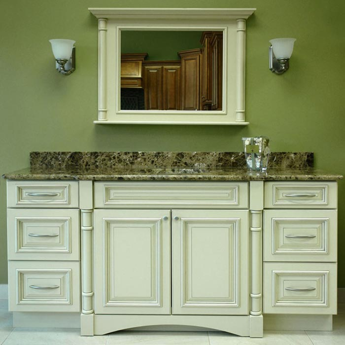 42 bathroom vanity sale