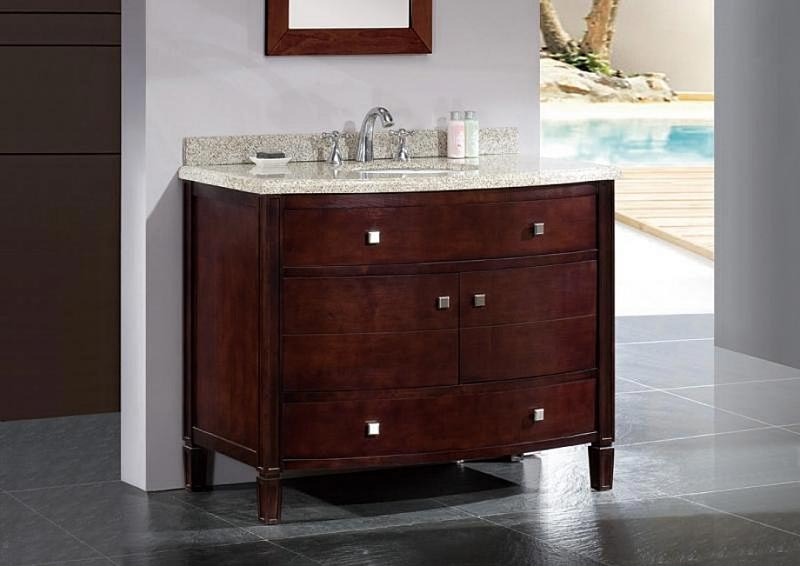 42 bathroom vanity top