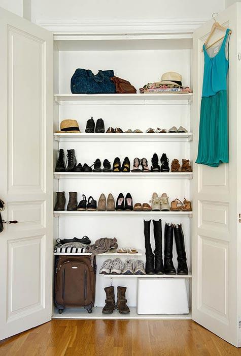 basic shoes wardrobe