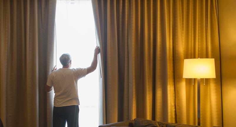blackout curtain kohls home classics