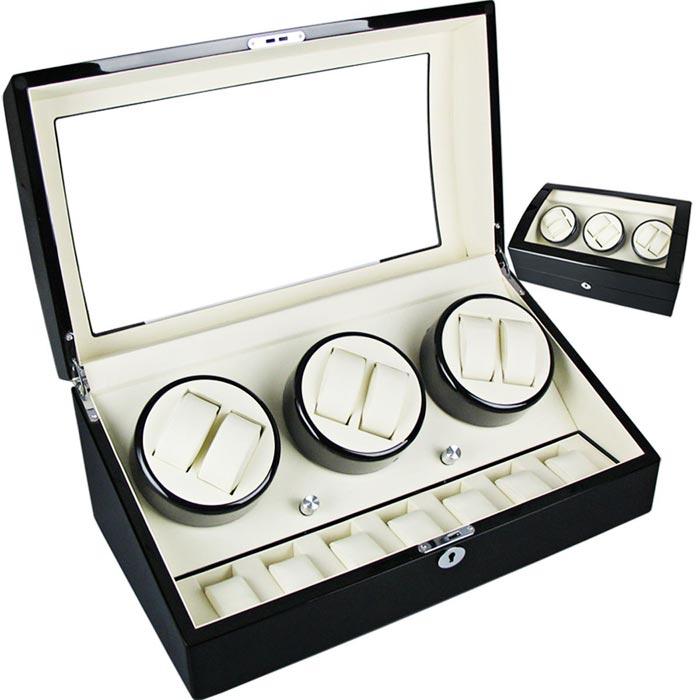 box automatic watch