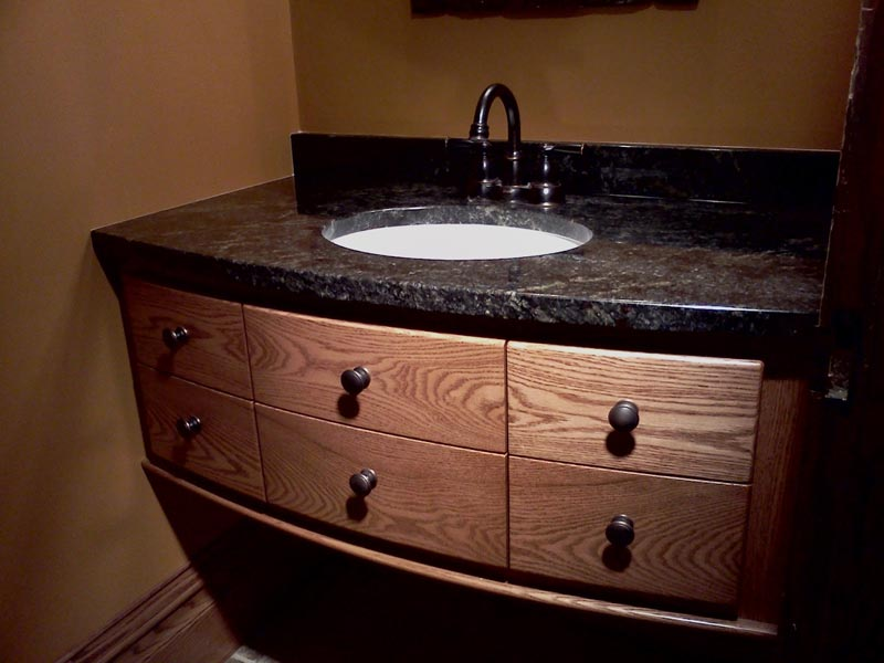 clearance bathroom vanities granite tops