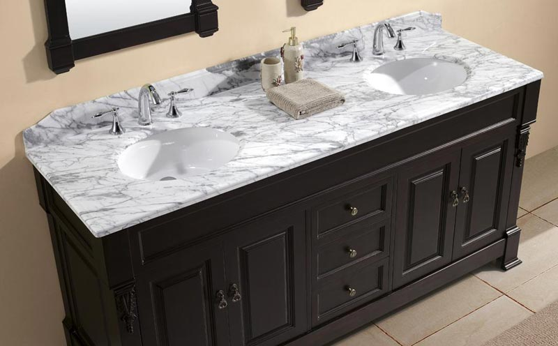 Clearance Bathroom Vanities Intend To Style Your Baths ...