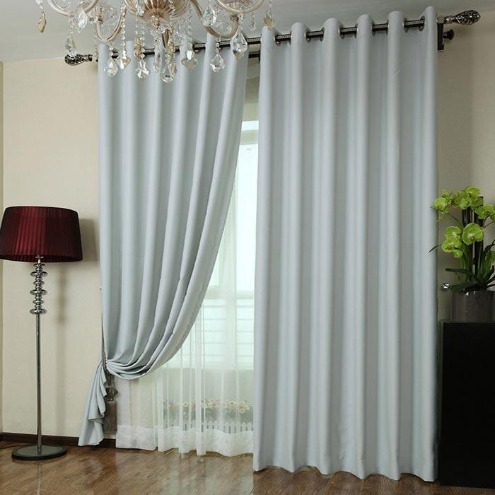dunelm grey blackout curtains