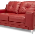 : ebay red 2 seater sofa