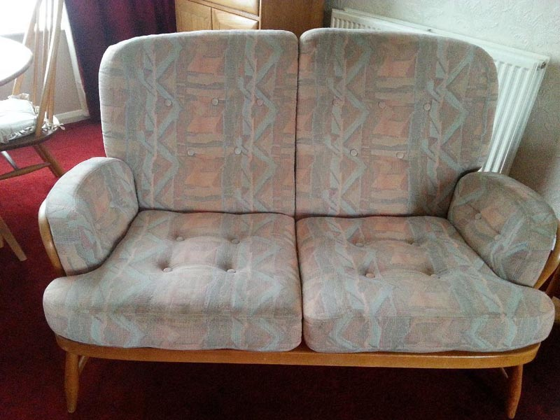 Ercol 2 Seater Sofa Ebay