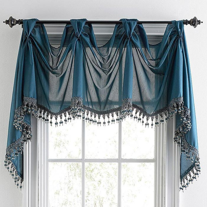 jcp curtains valances