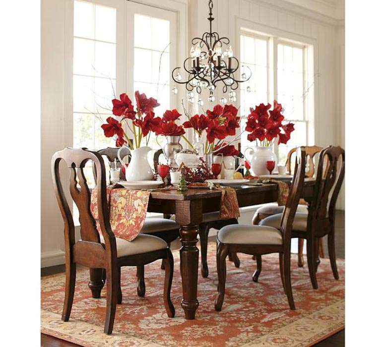pottery barn queen anne dining chairs
