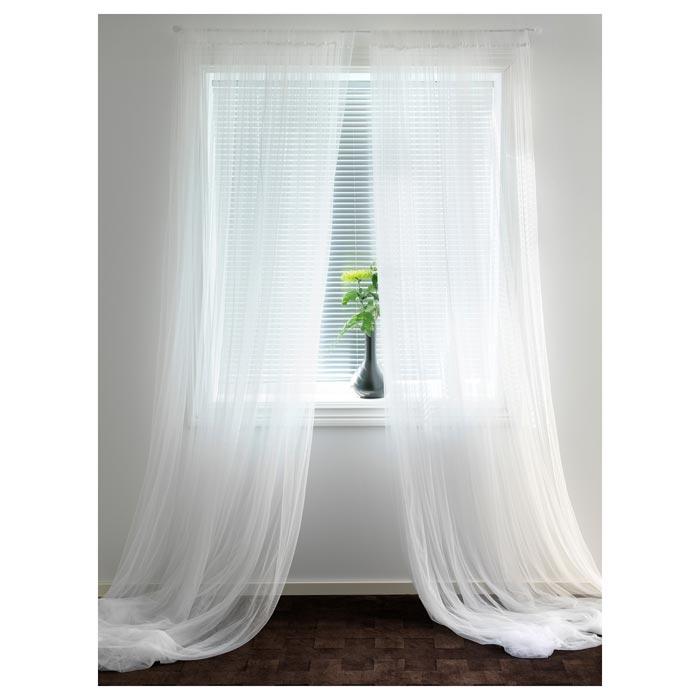 voile curtains ikea 300cm