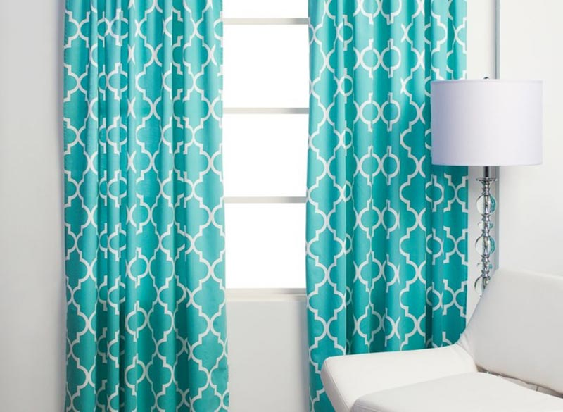 z gallerie aquamarine curtains