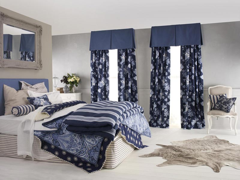 z gallerie blue curtains