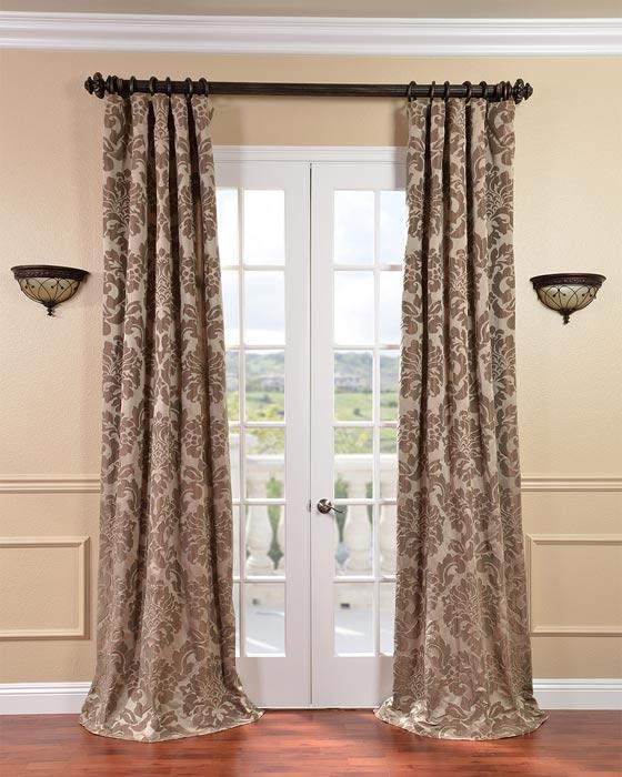 120 inch long curtain panels