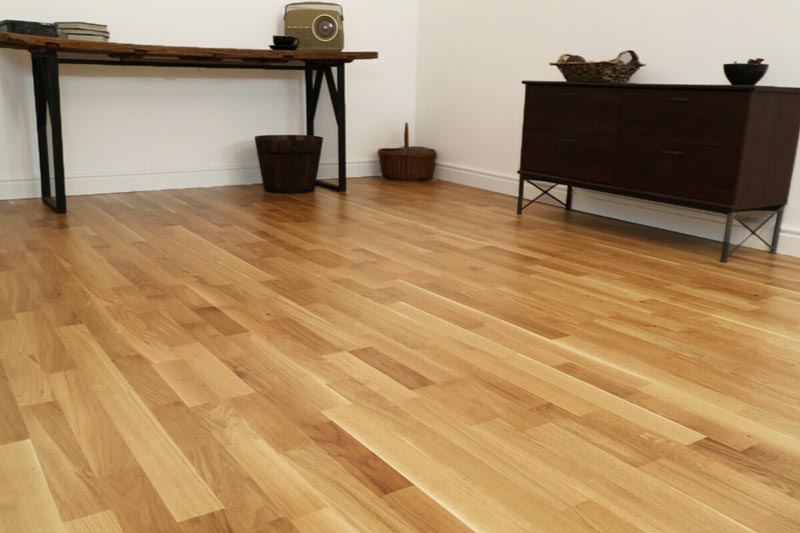 3 strip oak engineered wood flooring