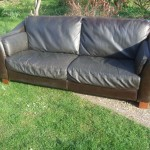 : 6 foot outdoor sofa