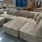 : 7 piece modular sectional sofa