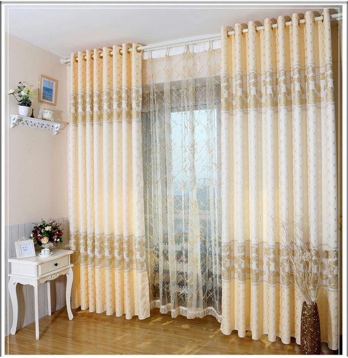 8ft blackout curtains