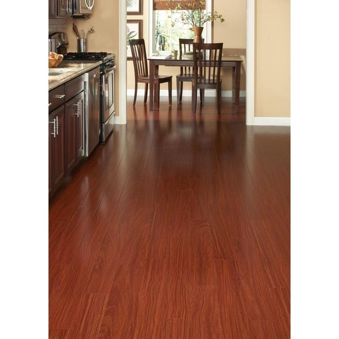 Exotic Cherry Bamboo Flooring: Bamboo Wood Flooring Advantages: Discover For Yourself