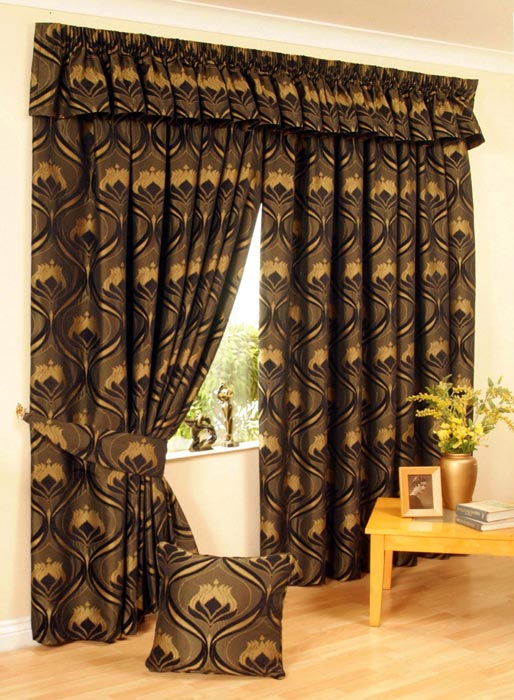 curtain and valance patterns