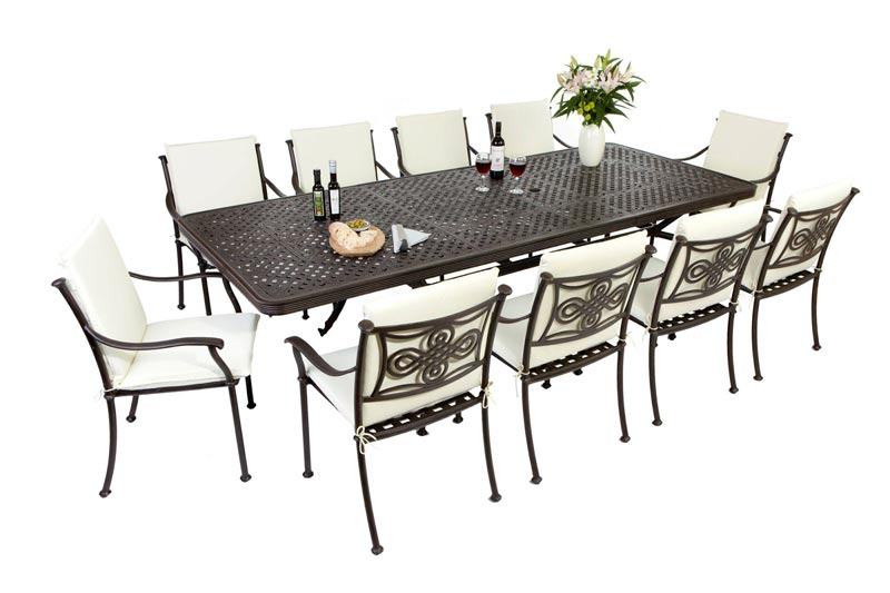 garden furniture uk aluminium